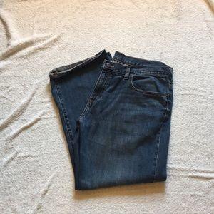 Old Navy Men's 40x32 jeans loose fit